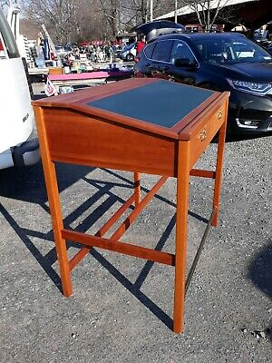 Fine Custom Drafting Table Antique Style Architects Artists Desk Solid  Cherry