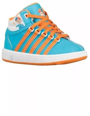 Blippi Shoes Toddler PM ALL SIZES AVAILABLE
