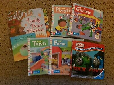 Pull Out Books And Story Time (Thomas the tank) Books Set