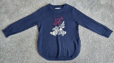Girls 3 Years 36 Months Disney Gap Thumper Bambi Jumper
