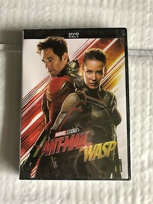Ant-man and the Wasp (DVD 2018) Brand New Free Fast Shipping From USA