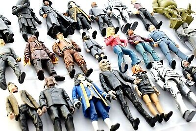 Doctor Who Figure Selection - All Different - See Photos! (A)