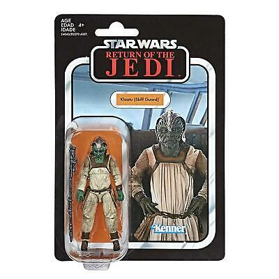Star Wars The Vintage Collection Klaatu Skiff Guard Figure 3.75 Inches