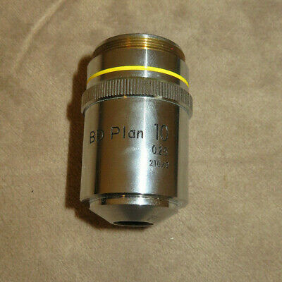 Nikon BD Plan 10 / 0.25 210/0  Industrial Microscope Objective