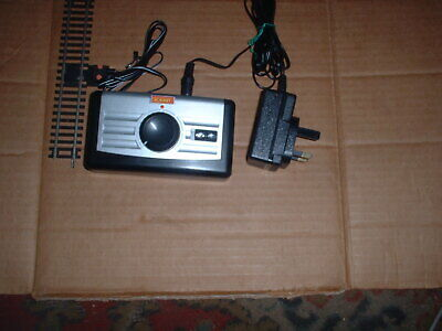 Hornby Power Supply Unit P9000W Plug In, R.8250 Controller, R8206 Track Exc/cond