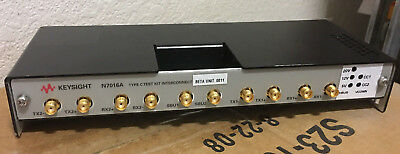 Keysight Technologies N7016A Type-C low-speed signal access control fixture