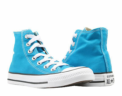 73bcea02000e Converse Chuck Taylor All Star Cyan Space Blue High Top Sneakers 149511F
