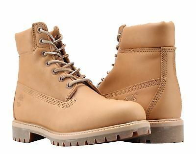 TIMBERLAND 6 INCH PREMIUM Waterproof Natural Horween Limited