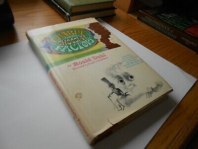 Charlie and The Chocolate Factory Roald Dahl 1964 1st Edition