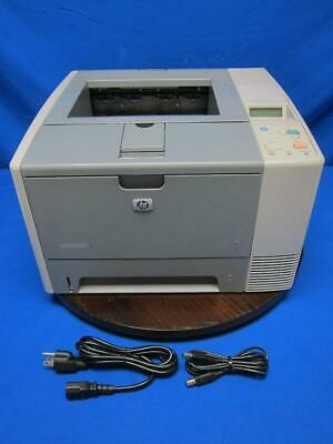 HP LaserJet 2430n Monochrome Workgroup Printer Pages 55,284 Q5964A Great Deal