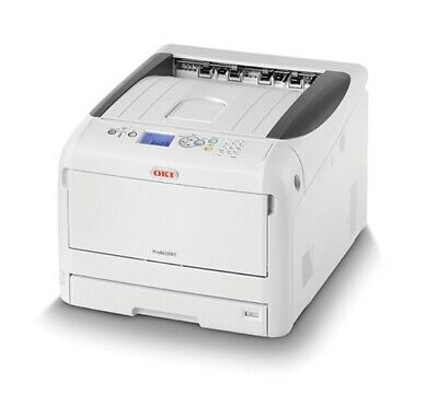 OKI White Toner Printer Pro8432WT A3 Printer T-Shirt Garment Graphics Transfer P