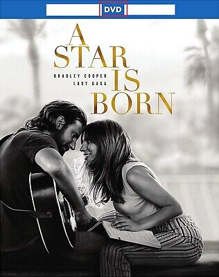 A Star is Born (2018) DVD ** Disc Only ** Like New **