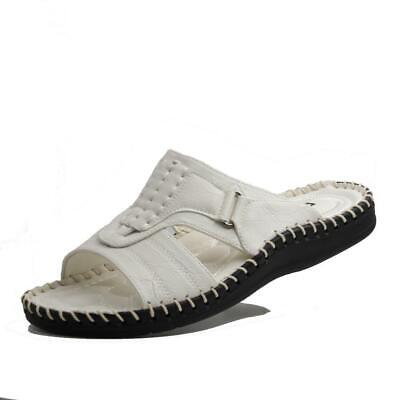 Stylish & Comfort Shoes Brand New With Box Mens Summer Sandals Open Toe Leather