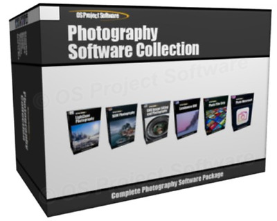 Collection RAW Pro Image Photo Editor Software PC Mac aftershot corel type 3