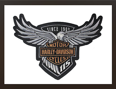 Harley-Davidson 115th Anniversary Eagle Limited Edited Patch / Emblem