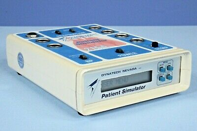 Dynatech Nevada Patient Simulator 215A Biomed Test Equipment with Warranty