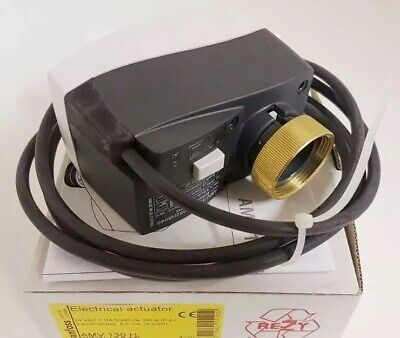 Danfoss Electrical AMV130H 3 Point Induction Recoolers Control Port Actuator 24V