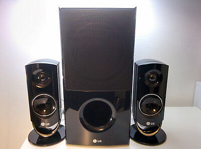 LG HB44S 2.1 Channel Home Cinema Speakers