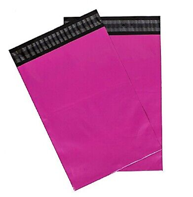 100 Bags 10x13 Pink Poly Envelopes Mailers Shipping Case 100 % Quality Bst