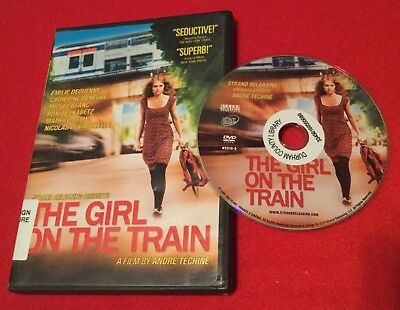 The Girl on the Train (DVD, 2010) Emilie Dequenne   Andre Techine
