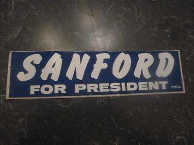1972 TERRY SANFORD President POLITICAL Brochure NORTH CAROLINA Duke NC Durham