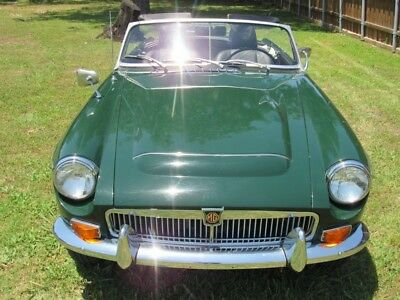 1969 Mg Mgb Mgc 1969 Mgc Roadster. 4 Speed. Overdrive. Wire Wheels. Nice Driver.