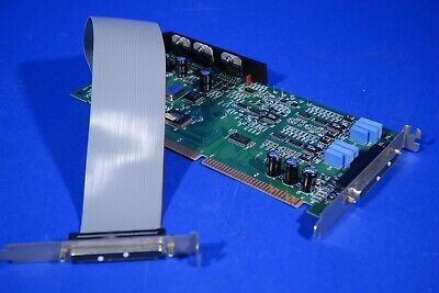 Varian Cary 50 Spectrophotometer Interface Card ASSY - 02-101557-00