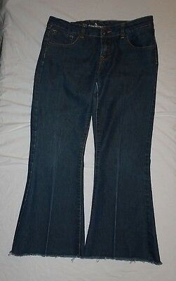 Mens Denim Blue Jeans (Bianco Jeans) Teen Boys Size 32 x 25