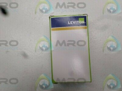 Leviton 16694 Plug * New In Box *