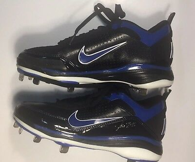 finest selection 34f43 4a9a4 Nike Air Show Elite 2 Mens Low Metal Baseball Cleats Size 6.5 414986-041