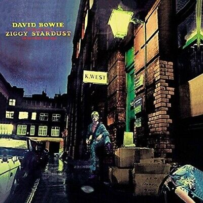 David Bowie Rise & Fall Ziggy Stardust remastered 180gm reissue vinyl LP NEW/SEA