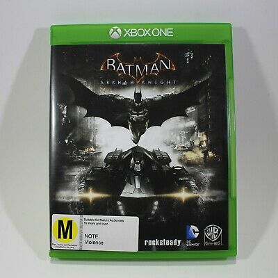 Batman: Arkham Knight (with Harley Quinn Story Pack DLC) XBOX ONE