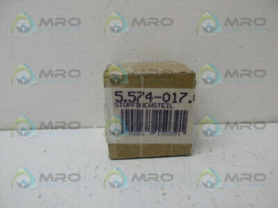 Industrial Mro 5.574-017.0 Connector *New In Box*