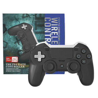 PS4 Elite wireless Controller-blue - Free Postage