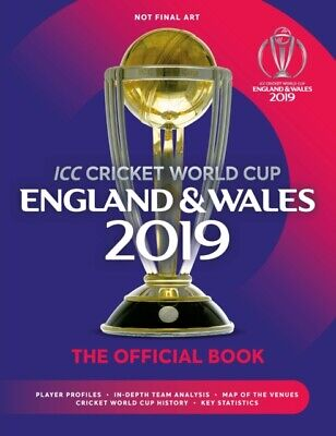 Icc Cricket World Cup England/Wales 2019