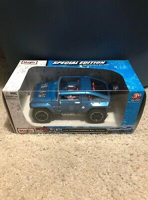 Maisto 2008 Hummer Hx Concept, Die-Cast, 1:24 Scale, Special Edition, New