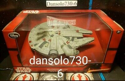 Star Wars Die Cast MILLENNIUM FALCON Elite Disney