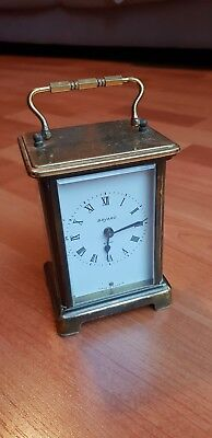 8 Day Carriage Clock by French clock maker Bayard