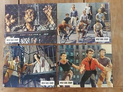 WEST SIDE STORY ,4 photos *