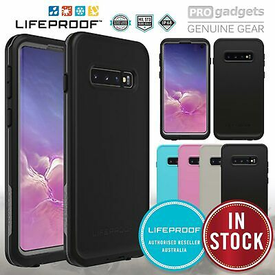 Genuine LIFEPROOF FRE Dust Shock Water Proof Case for Samsung Galaxy S10