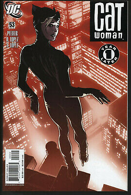 Catwoman 53. Eye-Catching Adam Hughes Cover