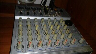 mixer audio 8 tracce VOICE SYSTEM