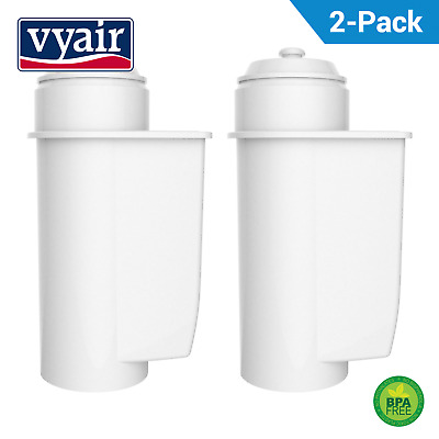 Vyair Water Filter Replacement for Krups T.O. by Lipton, Panasonic NC-ZA1