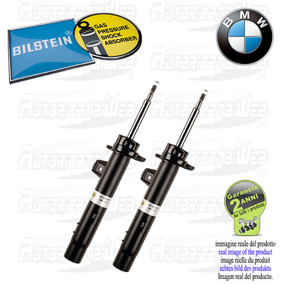 E46 00-330 Cd 4x Bilstein B4 Front /& Rear Shock Absorbers set For BMW 3 Coupe
