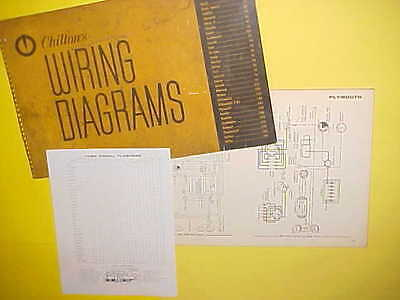 1958 1959 1960 1961 1962 1963 plymouth belvedere convertible wiring diagrams
