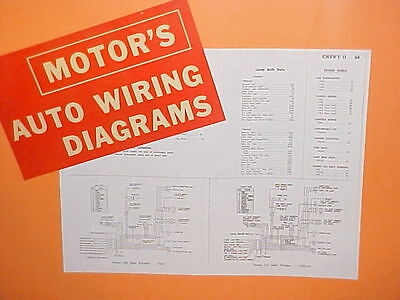 1962 1963 1964 1965 chevrolet chevy ii nova ss convertible coupe wiring  diagrams