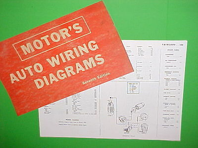 1963 1964 1965 1966 1967 Ford Fairlane 500 Xl Gt Squire Wagon Wiring Diagrams