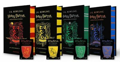 Harry Potter and the Prisoner of Azkaban 20th Anniversary Complete Hardcover Set