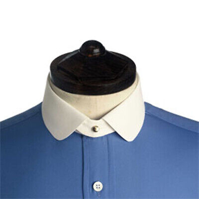 Arundel Stiff Detachable Starched Collar to attach to your shirt