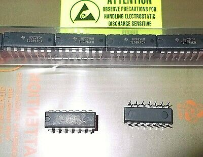 OP AMP TL084ACN DIP 14 JFET IC Input Operational Amplifiers 4 channel x 1pc ONO